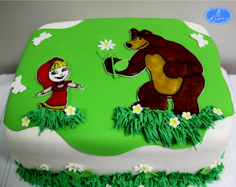 Wwwbelastortige Cakes Cakes for Kids Masha and a bear